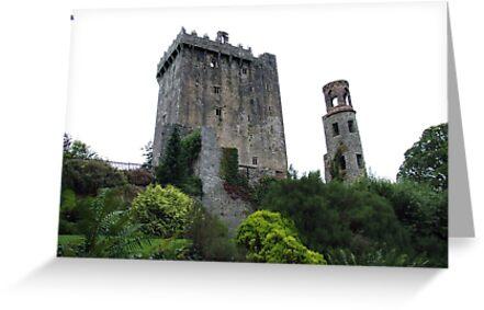 Blarney Castle & Tower by CFoley