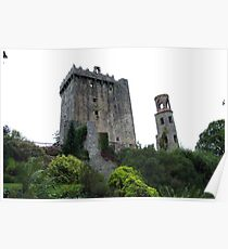Blarney Castle & Tower Poster