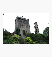 Blarney Castle & Tower Photographic Print
