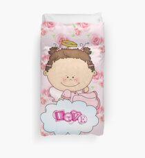Baby Angel Rose Duvet Cover