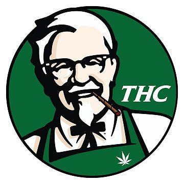 THC Fast Food by mongolife