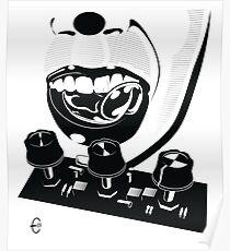 Licking Circuits Poster