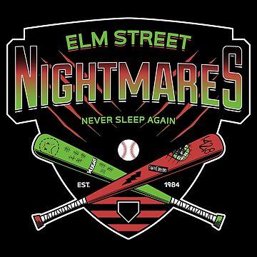 Elm Street Nightmares by 14Eight