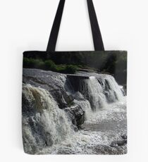 The Cascades Waterfalls, Ennistymon Tote Bag
