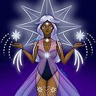 Star Goddess by Ethylene