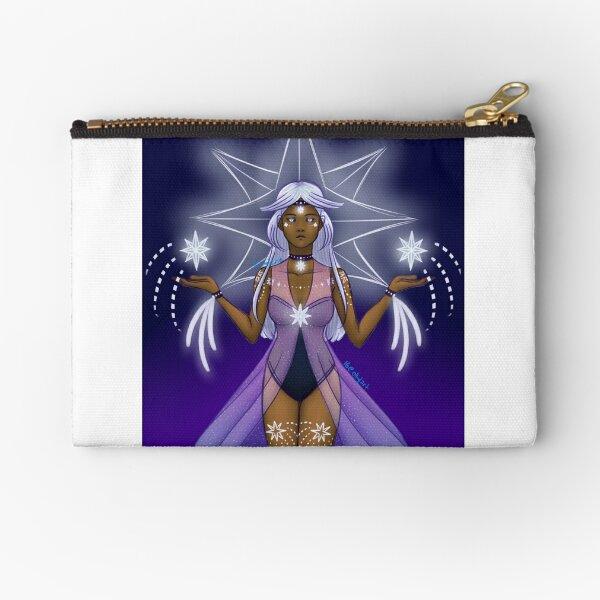 Star Goddess Zipper Pouch