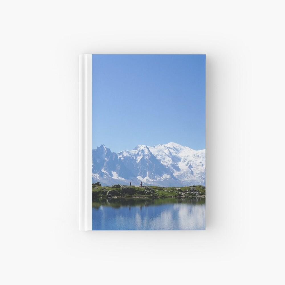 Mont Blanc Hardcover Journal