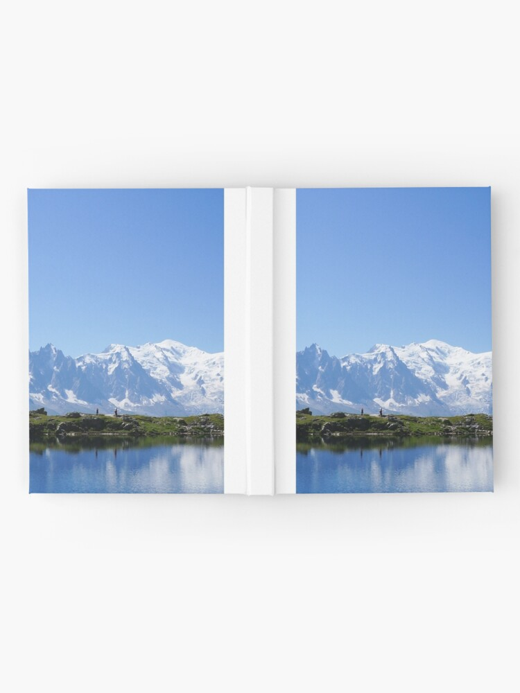 Alternate view of Mont Blanc Hardcover Journal