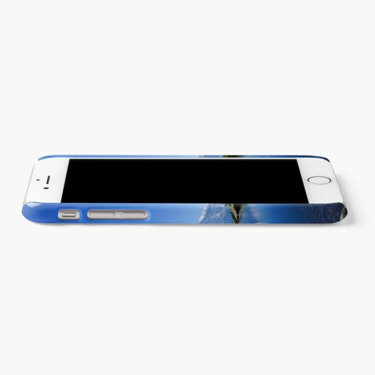 Alternate view of Mont Blanc iPhone Case & Cover