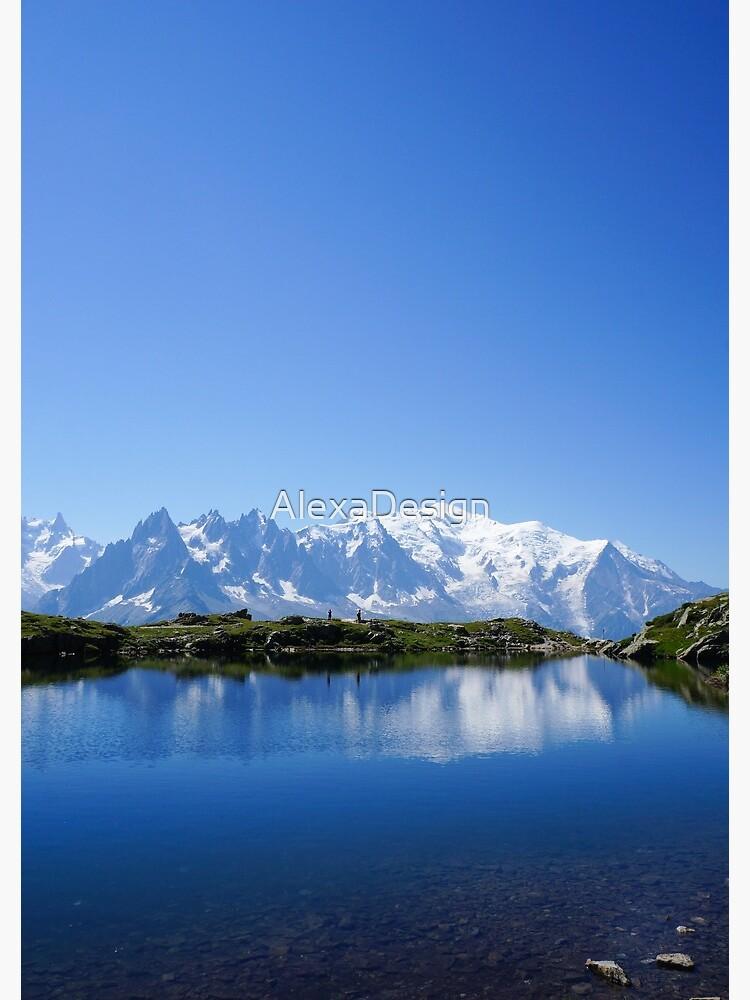 Mont Blanc by AlexaDesign