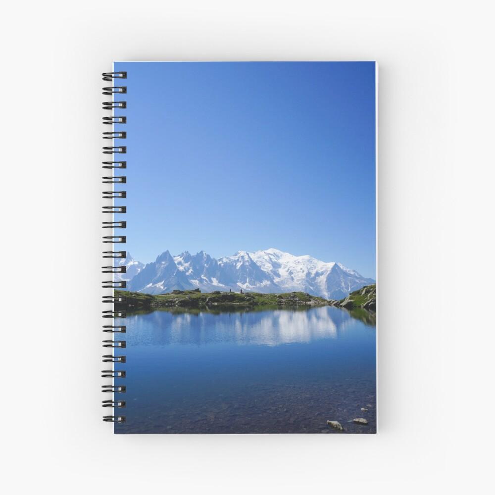 Mont Blanc Spiral Notebook
