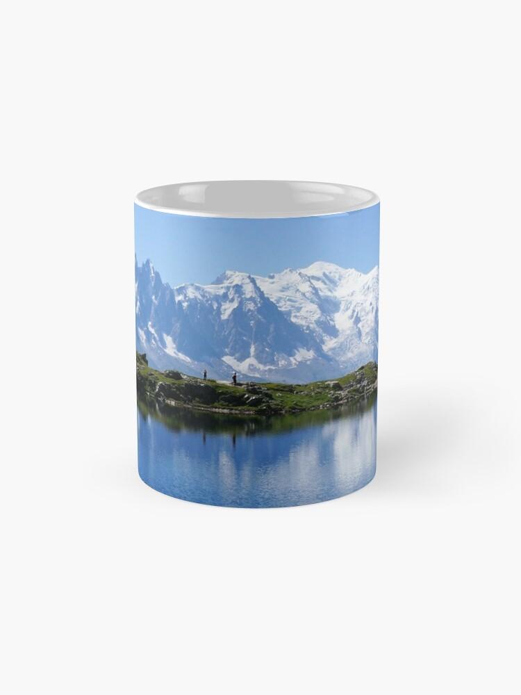 Alternate view of Mont Blanc Mug