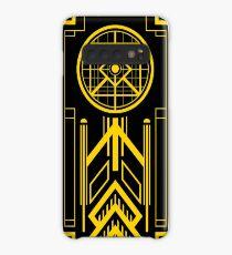 Star Trek - Art Deco Enterprise Case/Skin for Samsung Galaxy