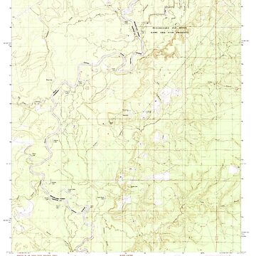 USGS TOPO Map Louisiana LA Bancroft 331300 1982 24000 by wetdryvac