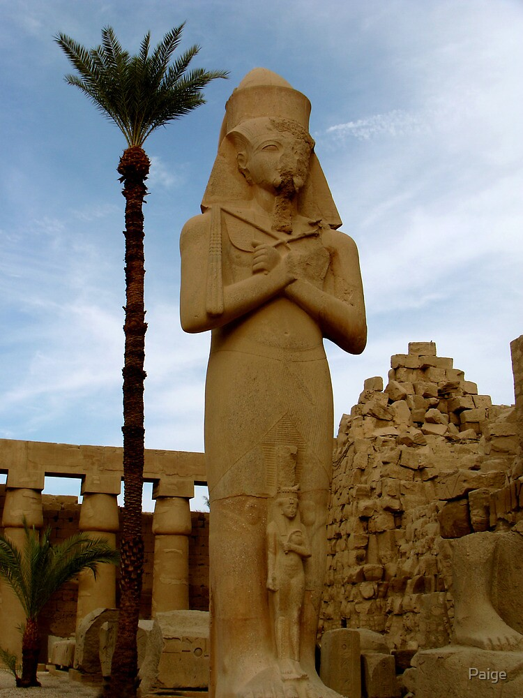 Kom Ombo by Paige