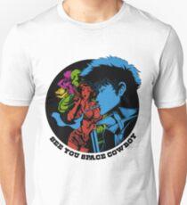 Cowboy Bebop See you Space Cowboy von Alessandra Cioni Slim Fit T-Shirt
