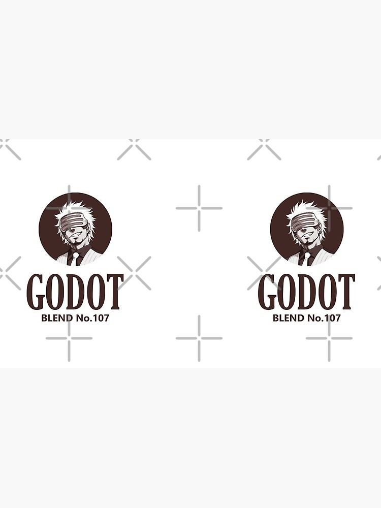 Godot - Blend No. 107 by CruceJ