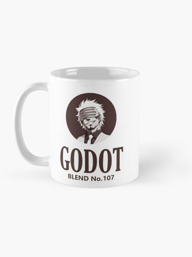 Alternate view of Godot - Blend No. 107 Mug