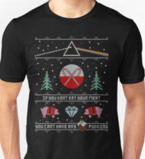 Hey Yule - Pink Christmas Unisex T-Shirt