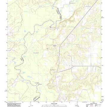 USGS TOPO Map Louisiana LA Bancroft 20120405 TM by wetdryvac