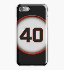 40 - Mad Bum iPhone Case/Skin