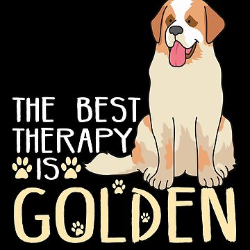 The Best Therapy Is Golden by birdeyes