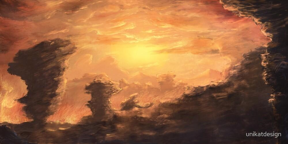 Sonnenuntergang by unikatdesign