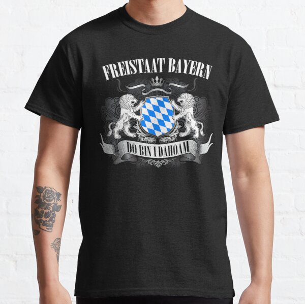 FREE STATE OF BAVARIA Classic T-Shirt