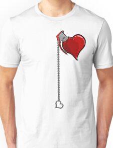 Explosive desire Unisex T-Shirt