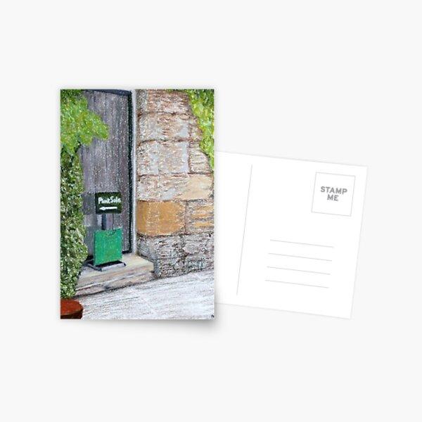welcome guidance Postcard