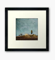 Cyprus hill Framed Print