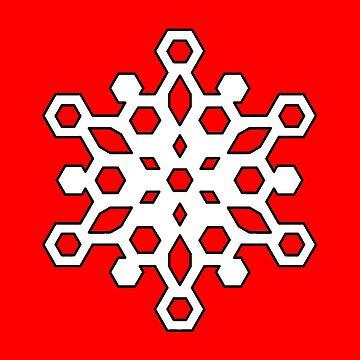 Snowflake! by timothybeighton