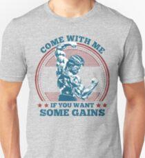 Arnold Schwarzenegger Bodybuilding Muscle Gym Workout Fitness Lifting  Unisex T-Shirt