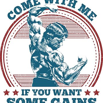 Arnold Schwarzenegger Bodybuilding Muscle Gym Workout Fitness Lifting  by pronyctech