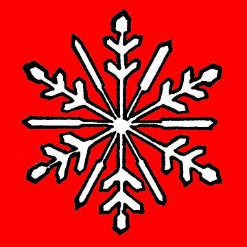 Snowflake 3! by timothybeighton