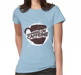 Coffee Addict T-shirt - Cool coffee gifts