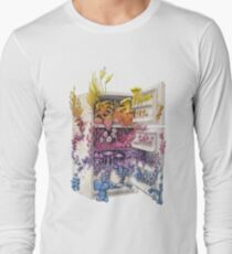 Moldy Fridge - Who Forgot the Hum(m)us? Long Sleeve T-Shirt