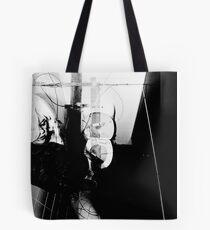 POWERED CUBICLE Tote Bag