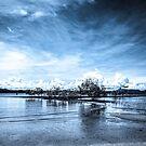 Port Blue by infinitephotos
