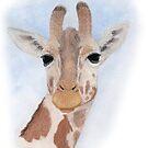 Giraffe by Linda Ursin