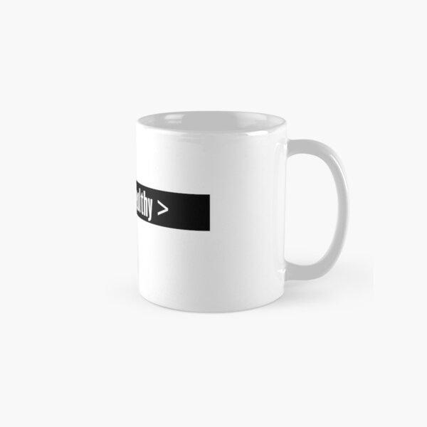 I Am Fit & Healthy Classic Mug