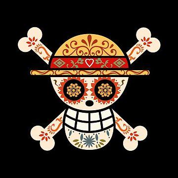 El Dia de Los Pirates (Warm Colors Version) by VanHand