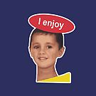 """I enjoy"" long neck meme by viCdesign"