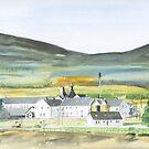 dalwhinnie distillery by Ross Macintyre