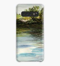 River Sketch Case/Skin for Samsung Galaxy