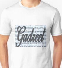 Gadreel quotes T-Shirt