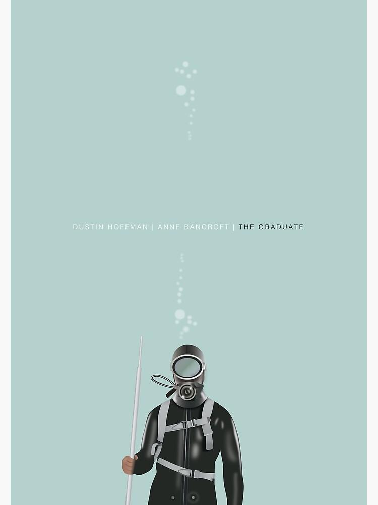 The Graduate - Alternative Movie Poster by MoviePosterBoy