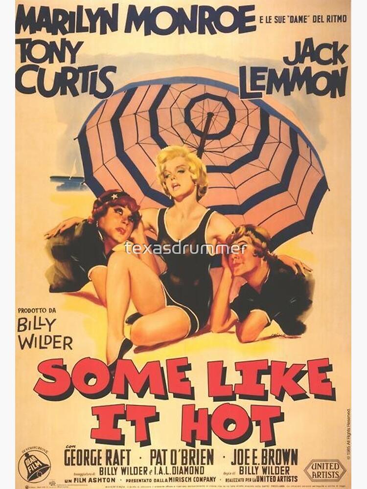 Marilyn Monroe Movie by texasdrummer