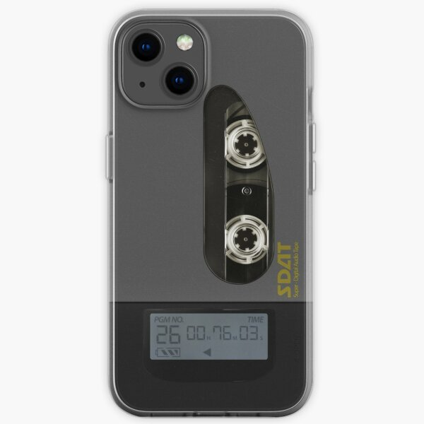 Shinji's SDAT Player (iPhone Ver.) iPhone Soft Case