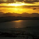 Sundown On The Isle Of Lewis by Andrew Ness - www.nessphotography.com